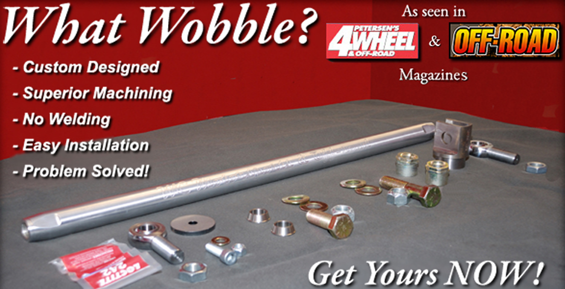 Super Duty Wobble Kit